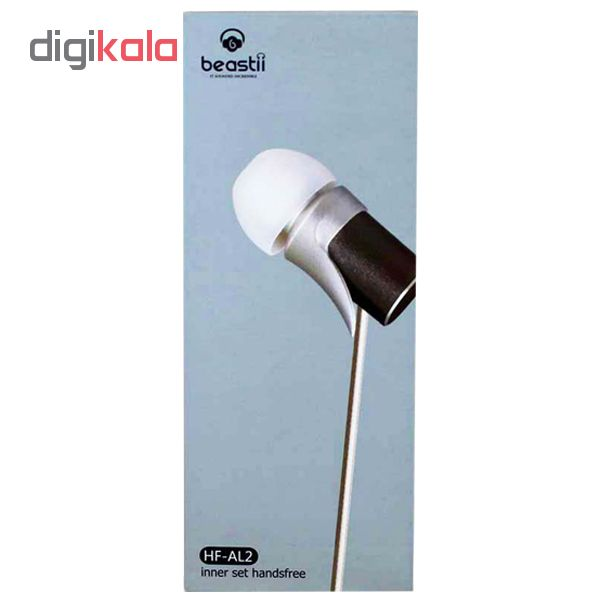 خرید اینترنتی هندزفری بیستی مدل HF-AL2 اورجینال