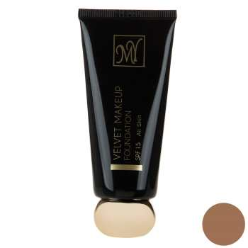 کرم پودر مای سری Black Diamond مدل Velvet Makeup شماره 01