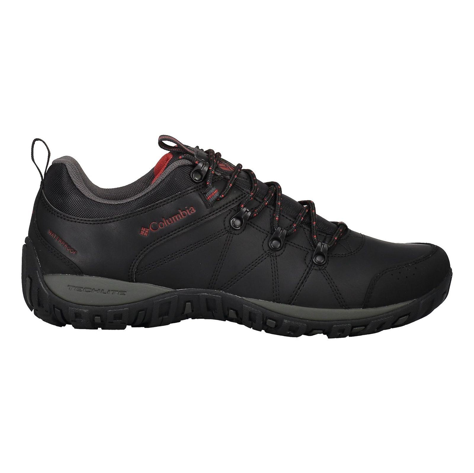 کفش طبیعت گردی بندی مردانه Peakfreak Venture - کلمبیا - مشکي - 1