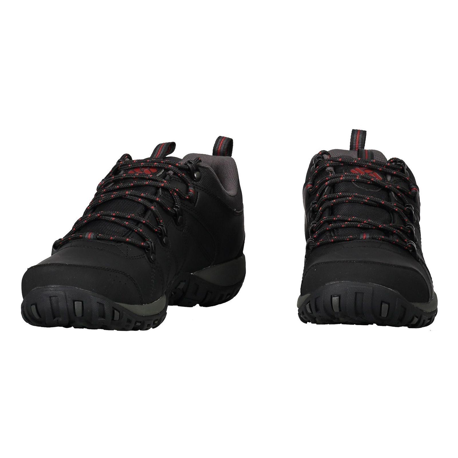 کفش طبیعت گردی بندی مردانه Peakfreak Venture - کلمبیا - مشکي - 4