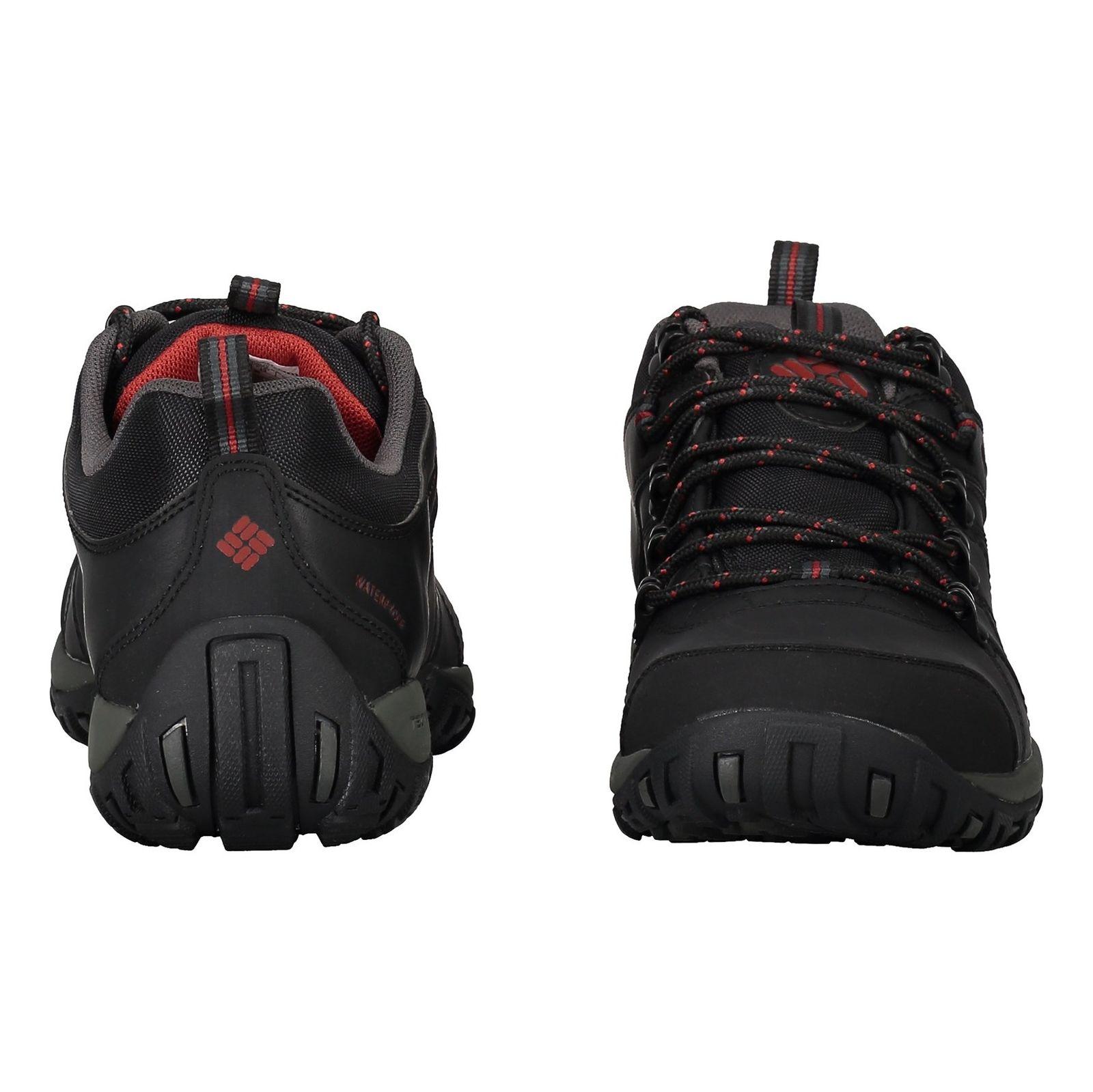 کفش طبیعت گردی بندی مردانه Peakfreak Venture - کلمبیا - مشکي - 5