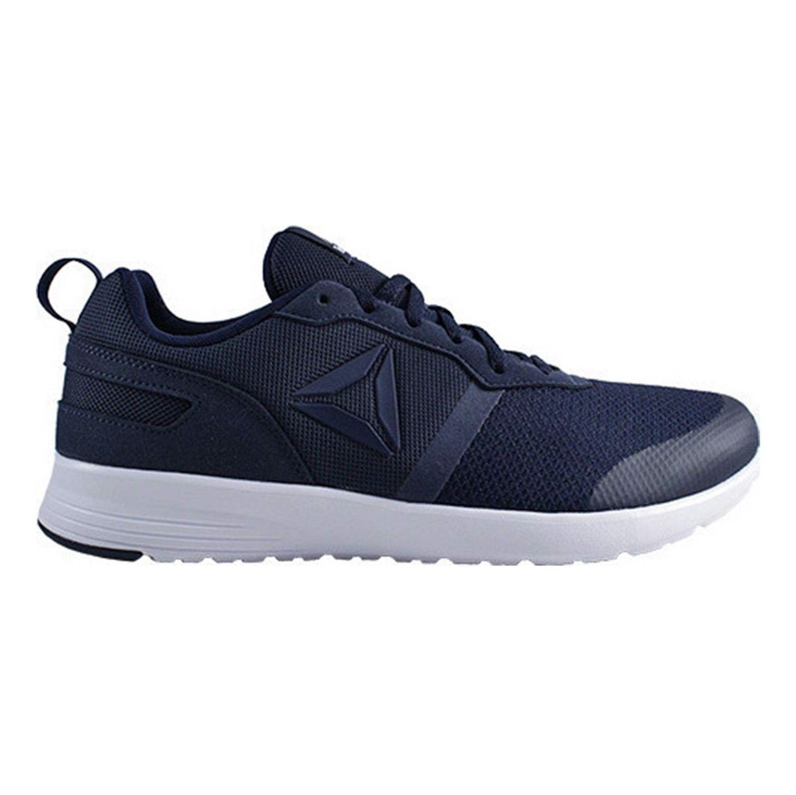 کفش دویدن بندی مردانه Foster Flyer - ریباک - سرمه اي - 1