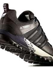 کفش طبیعت گردی بندی مردانه Terrex Trail Cross SL - آدیداس - مشکي - 5