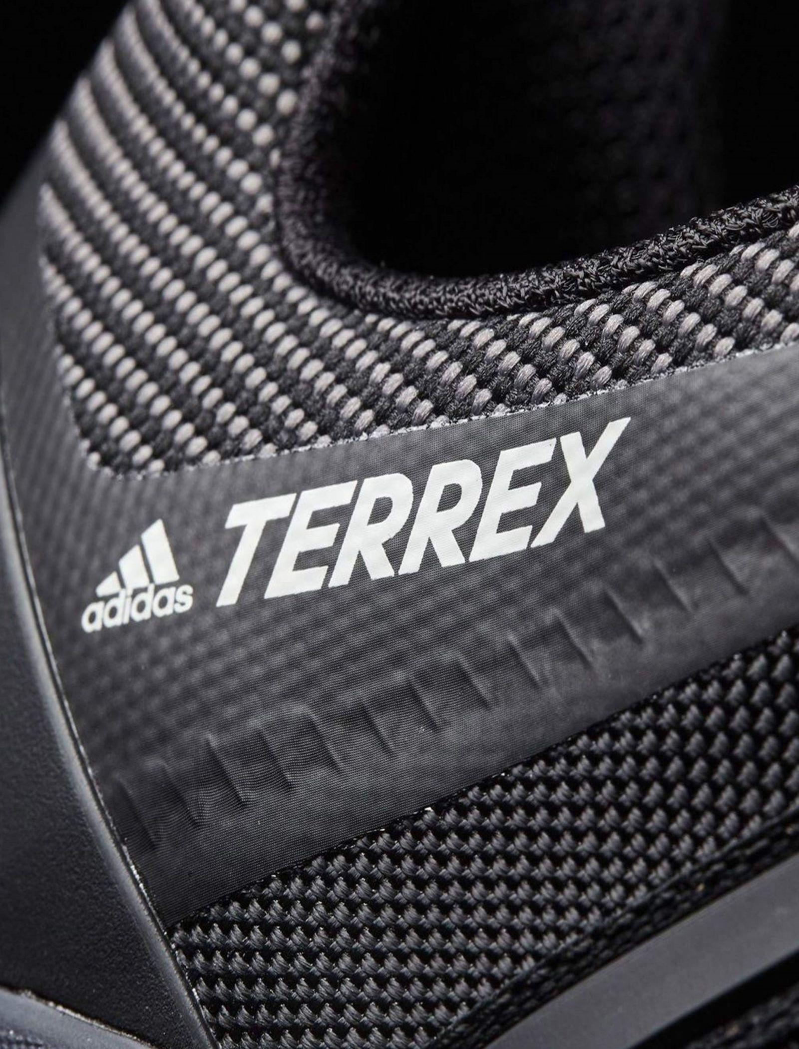 کفش طبیعت گردی بندی مردانه Terrex Trail Cross SL - آدیداس - مشکي - 8