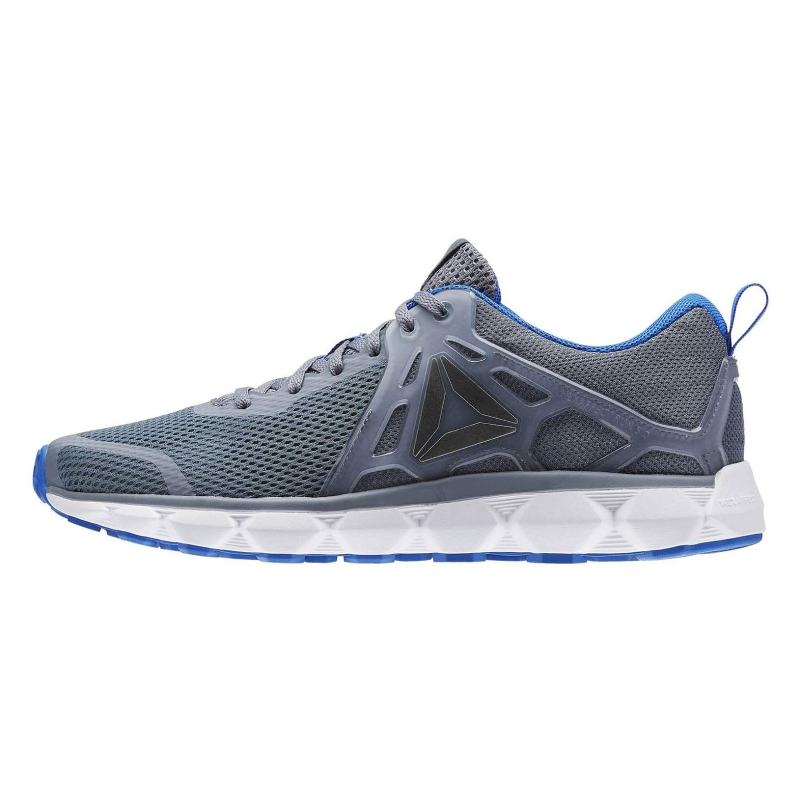 کفش دویدن بندی مردانه Hexaffect Run 5-0 Mtm - ریباک - طوسي - 3