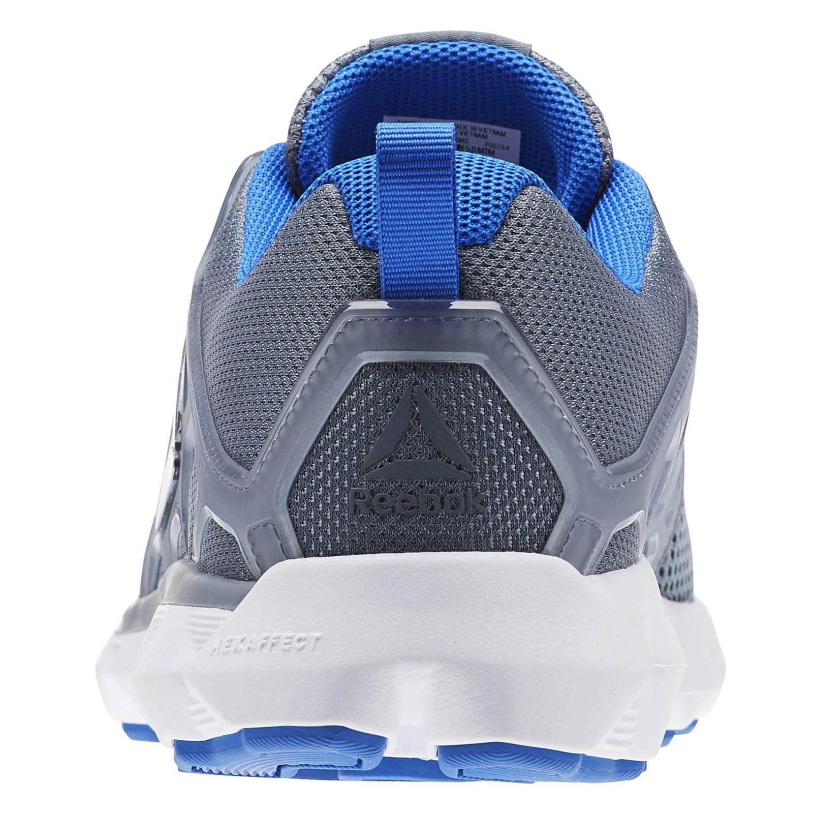 کفش دویدن بندی مردانه Hexaffect Run 5-0 Mtm - ریباک - طوسي - 6