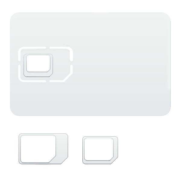 تبدیل سیم کارت های نانو و میکرو به استاندارد ام تی چهار مدل 121004001