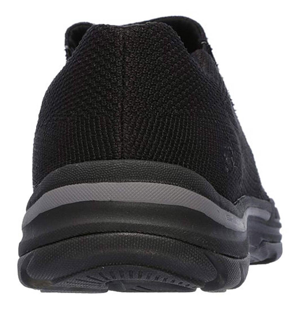 کفش راحتی پارچه ای مردانه Skech-Air Elment Vengo - اسکچرز - مشکي - 4