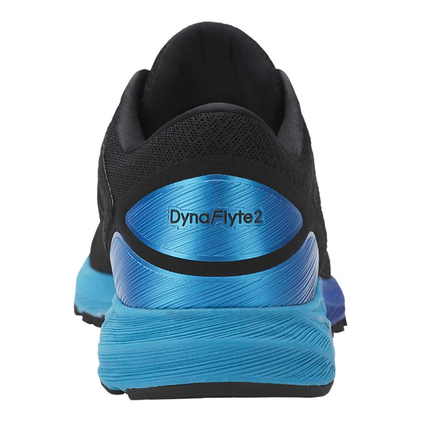 کفش دویدن بندی مردانه DynaFlyte 2 - اسیکس - مشکی - 4