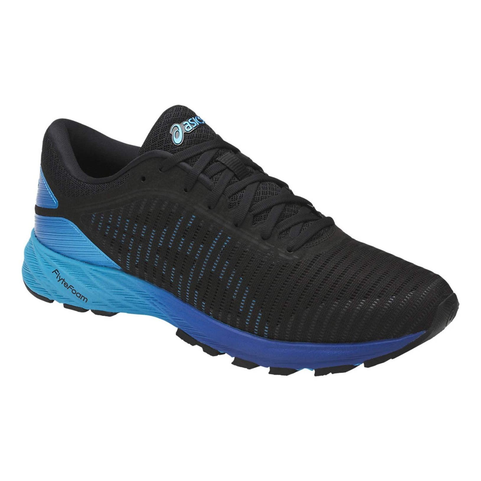 کفش دویدن بندی مردانه DynaFlyte 2 - اسیکس - مشکی - 5