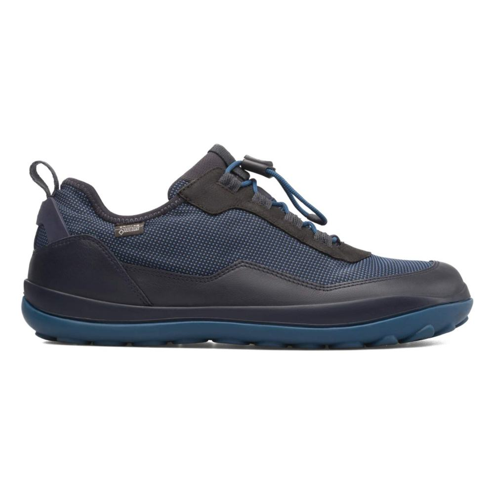 کفش طبیعت گردی بندی مردانه - کمپر