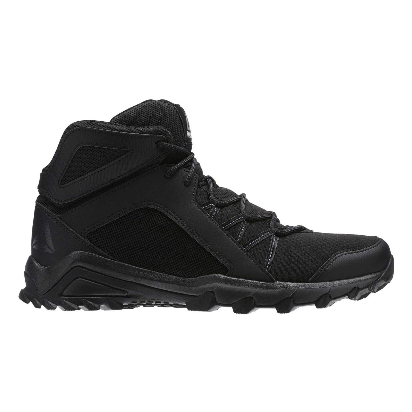 کفش طبیعت گردی بندی مردانه Trailgrip Mid 6-0 - ریباک - مشکي - 1