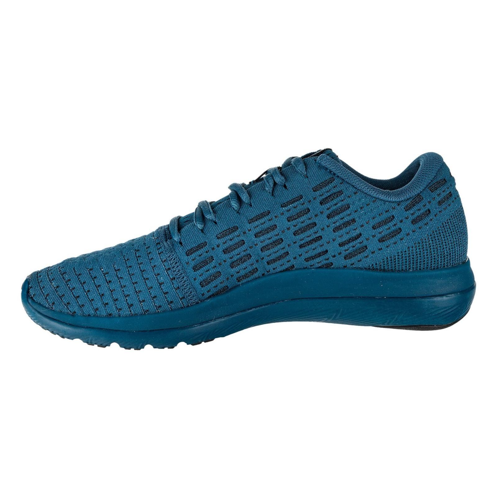 کفش دویدن بندی مردانه Threadborne Slingflex - آندر آرمور - آبي تيره - 2