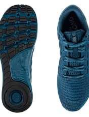کفش دویدن بندی مردانه Threadborne Slingflex - آندر آرمور - آبي تيره - 6