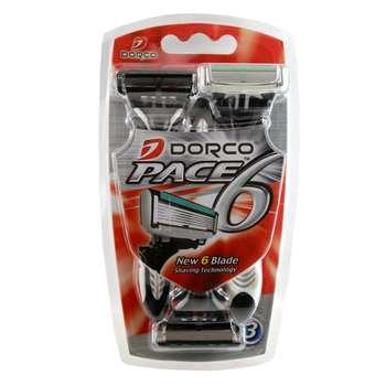 خود تراش دورکو مدل pace 6 بسته 3 عددی