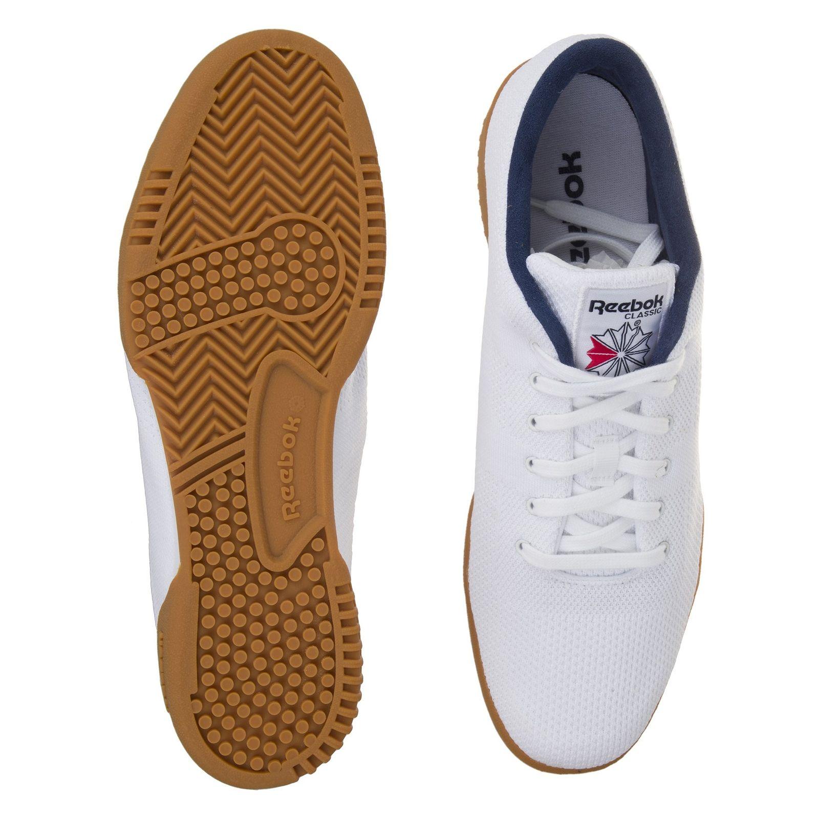 کفش راحتی مردانه ریباک مدل CLEAN OG ULTK - سفيد - 2