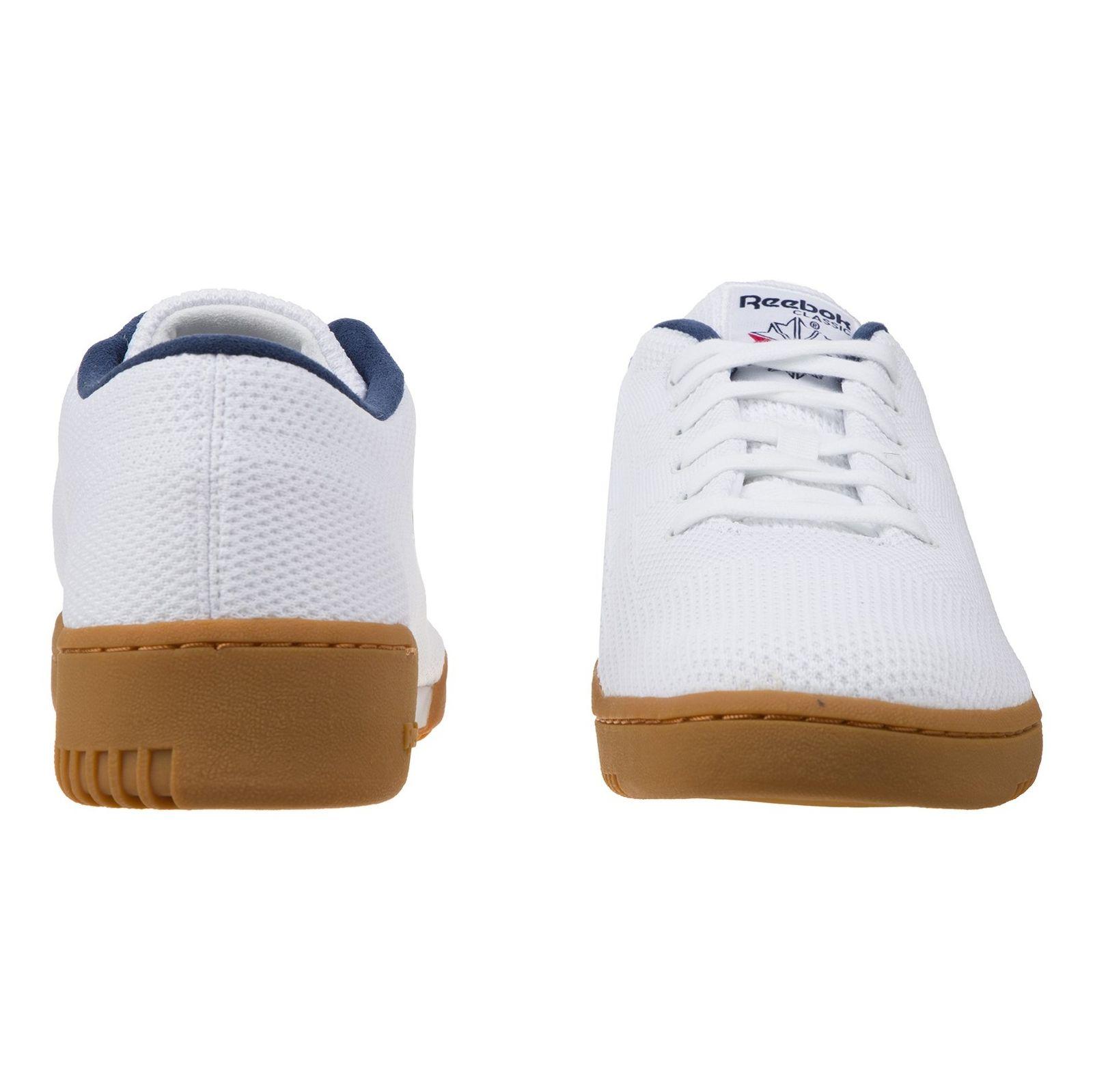کفش راحتی مردانه ریباک مدل CLEAN OG ULTK - سفيد - 5