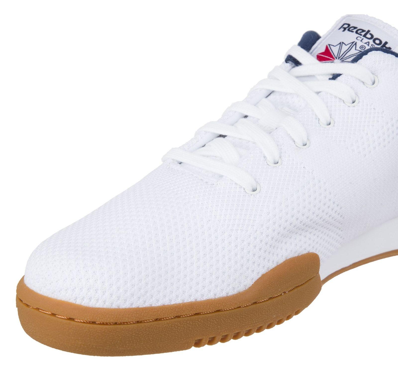 کفش راحتی مردانه ریباک مدل CLEAN OG ULTK - سفيد - 6