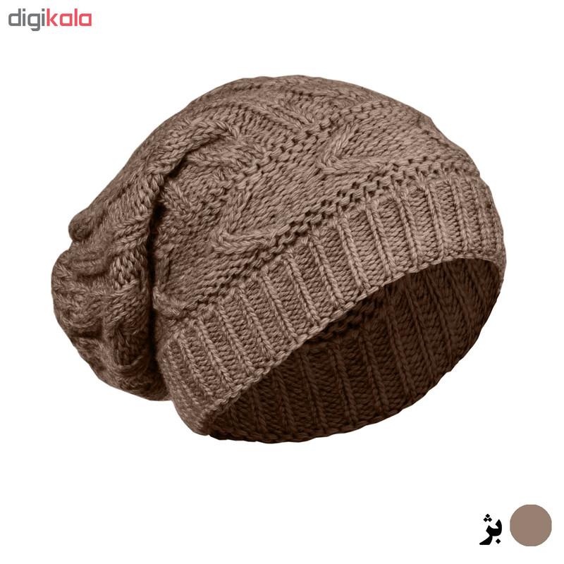کلاه بافتنی کد S0212