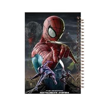 دفتر مشق مشایخ مدل مرد عنکبوتی کد 2001