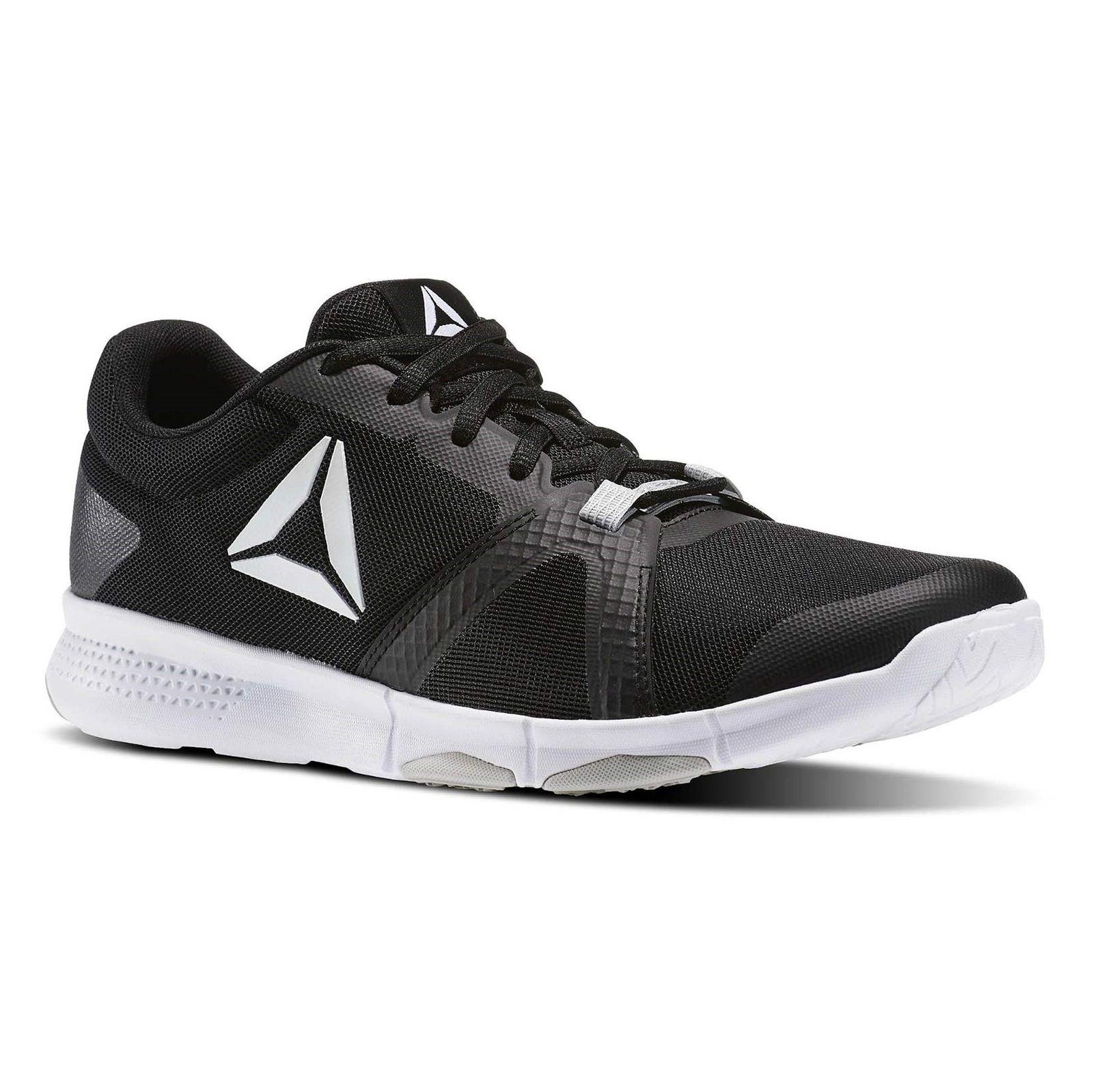 کفش تمرین بندی مردانه Flexile - ریباک - مشکي - 4