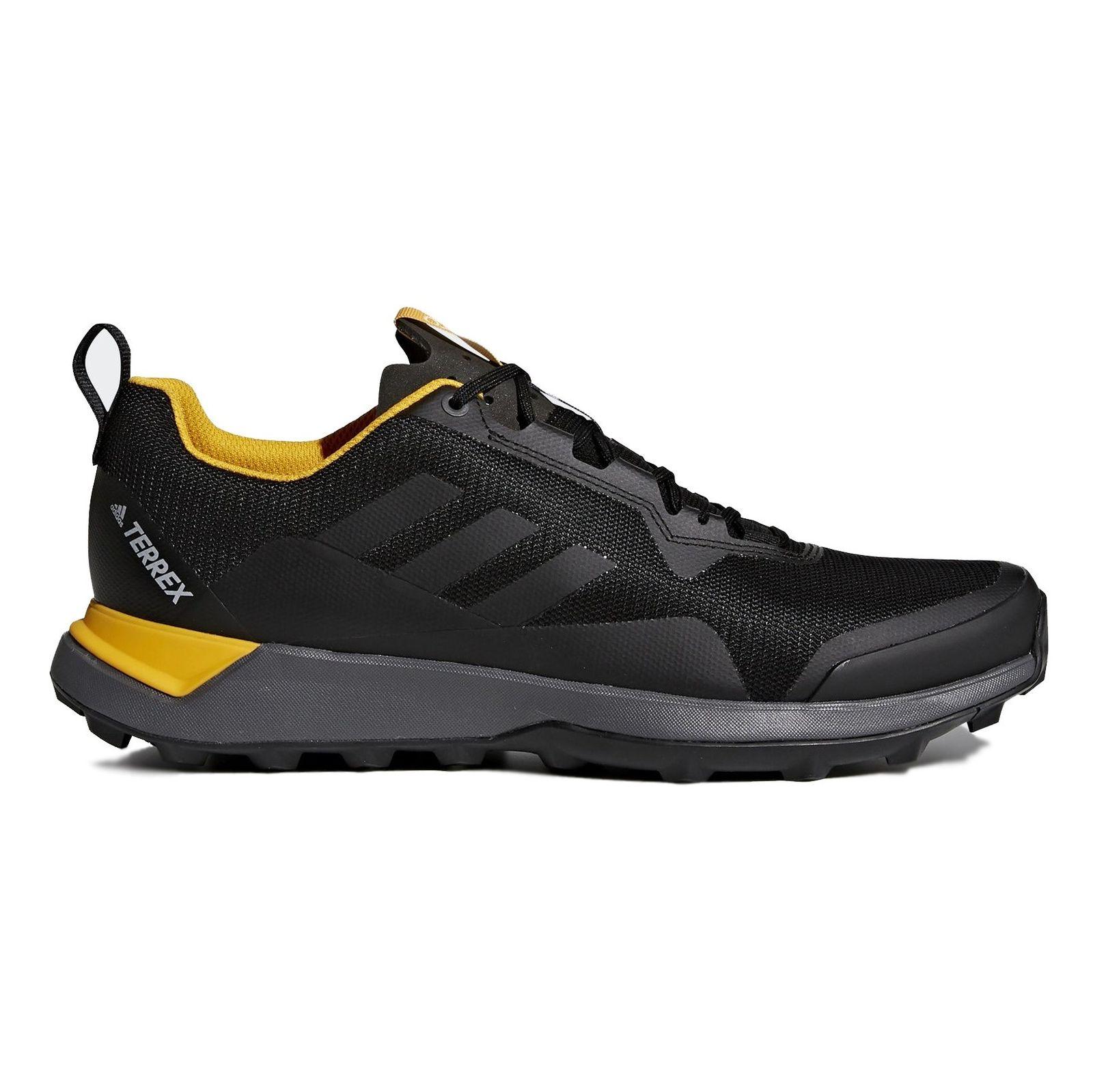 کفش طبیعت گردی بندی مردانه Terrex CMTK - آدیداس - مشکي و نارنجي - 1