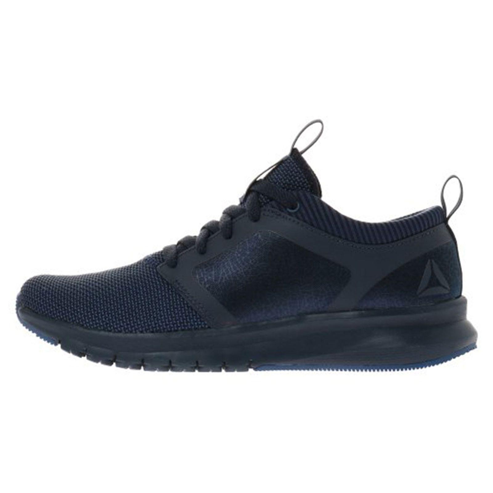 کفش دویدن بندی مردانه Athlux Shatr - ریباک - سرمه ای - 2