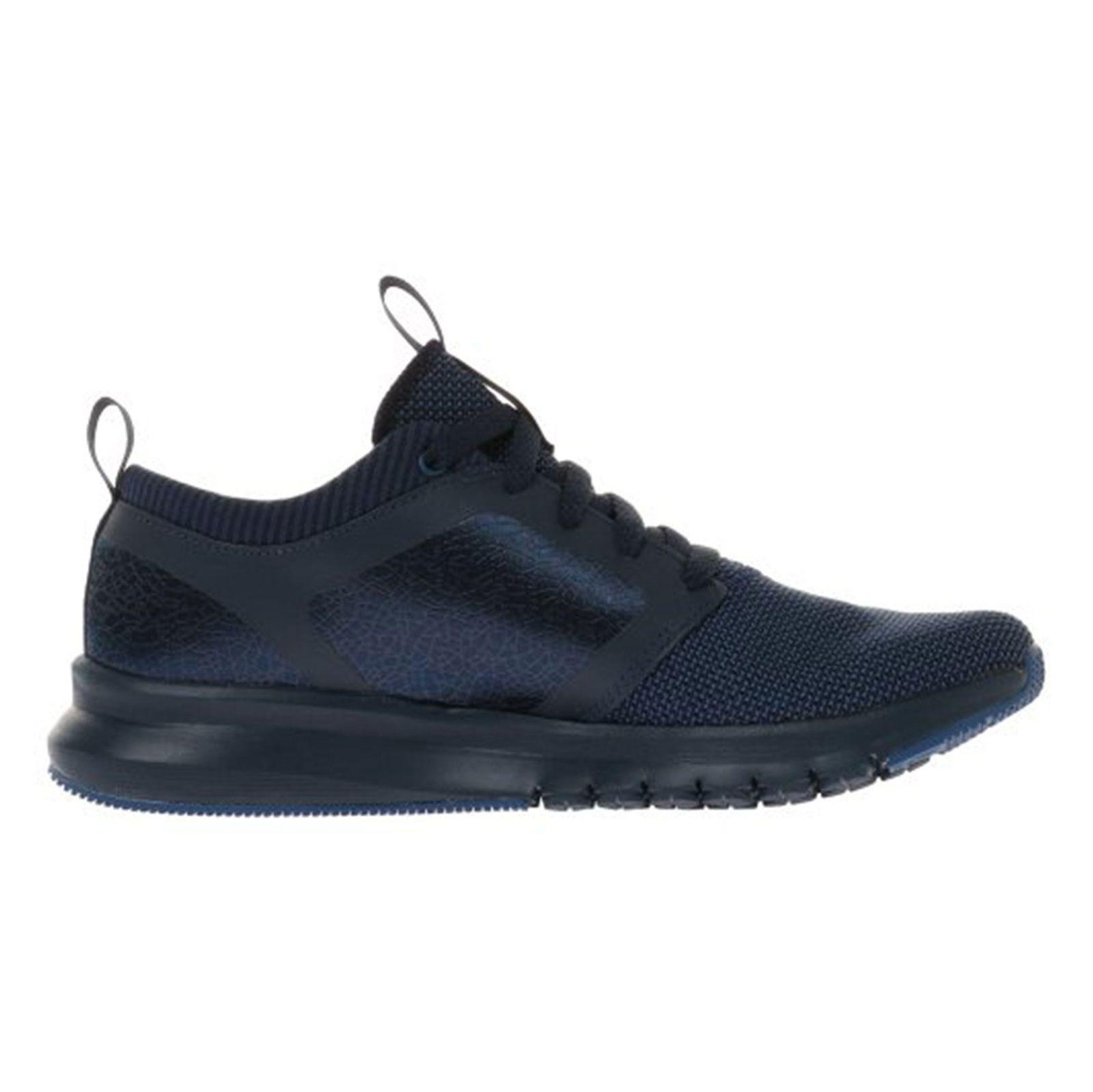 کفش دویدن بندی مردانه Athlux Shatr - ریباک - سرمه ای - 3
