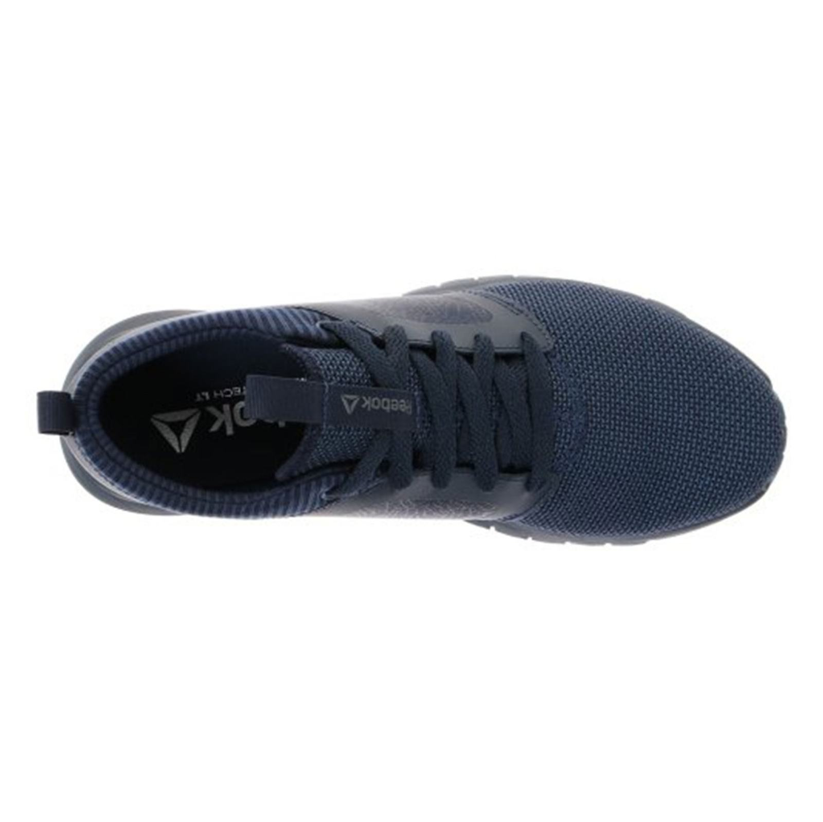 کفش دویدن بندی مردانه Athlux Shatr - ریباک - سرمه ای - 4