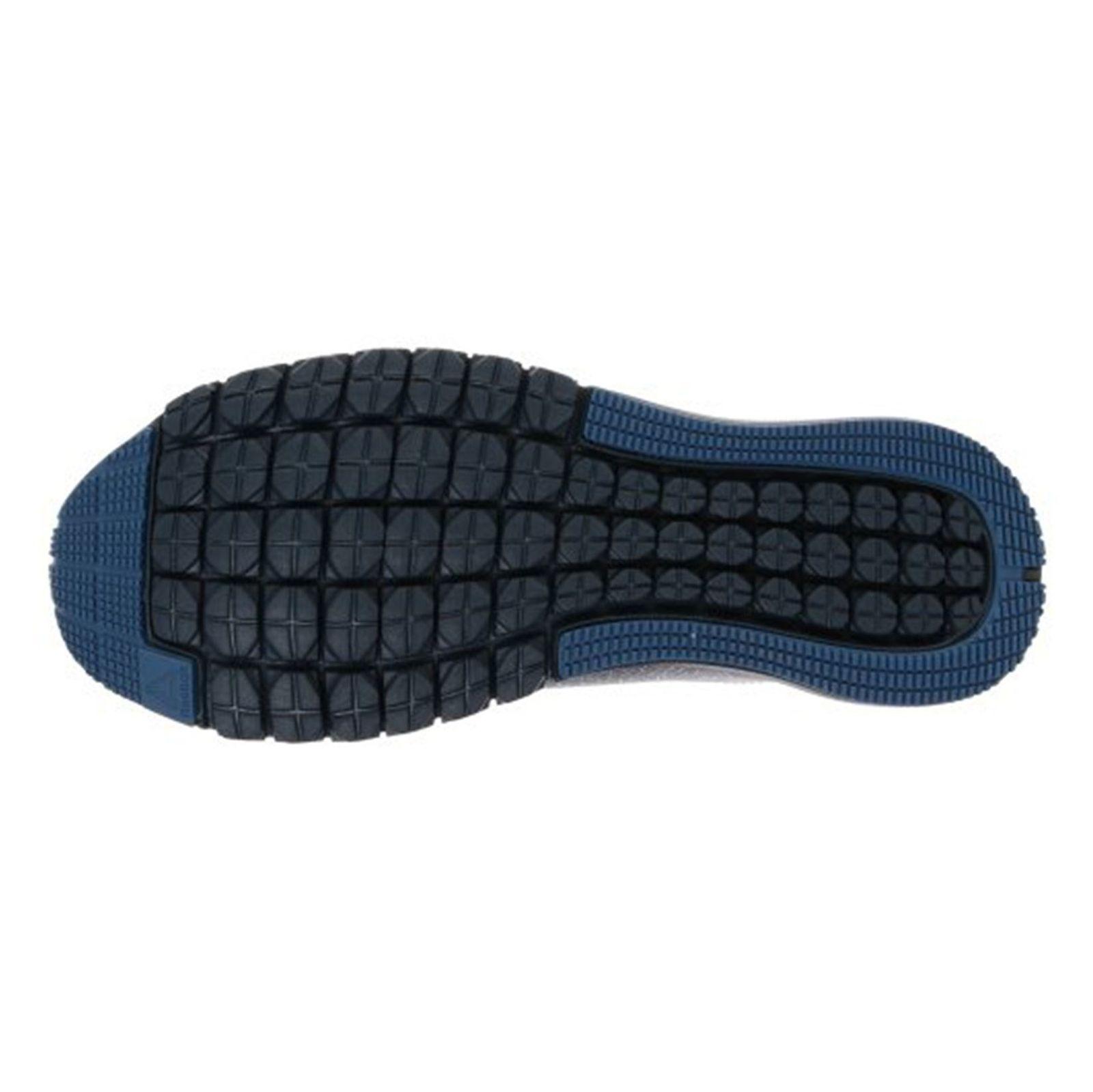 کفش دویدن بندی مردانه Athlux Shatr - ریباک - سرمه ای - 6