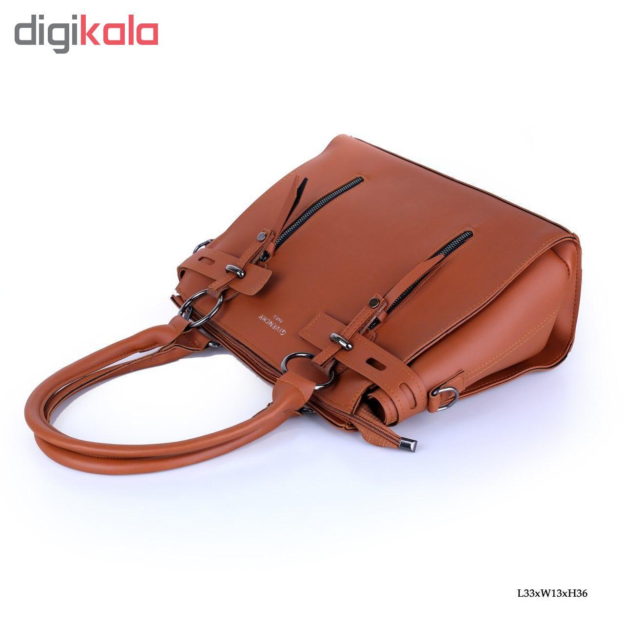 کیف دستی زنانه مدل سایناز کد 501420