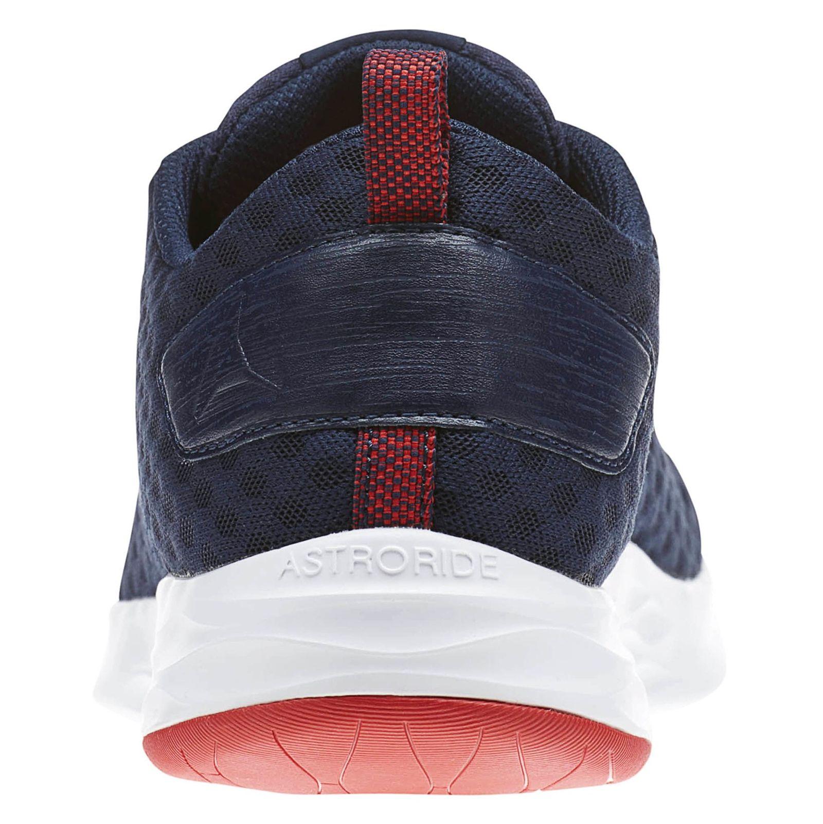 کفش پیاده روی بندی مردانه ASTRO WALK 60 - ریباک - سرمه ای - 4