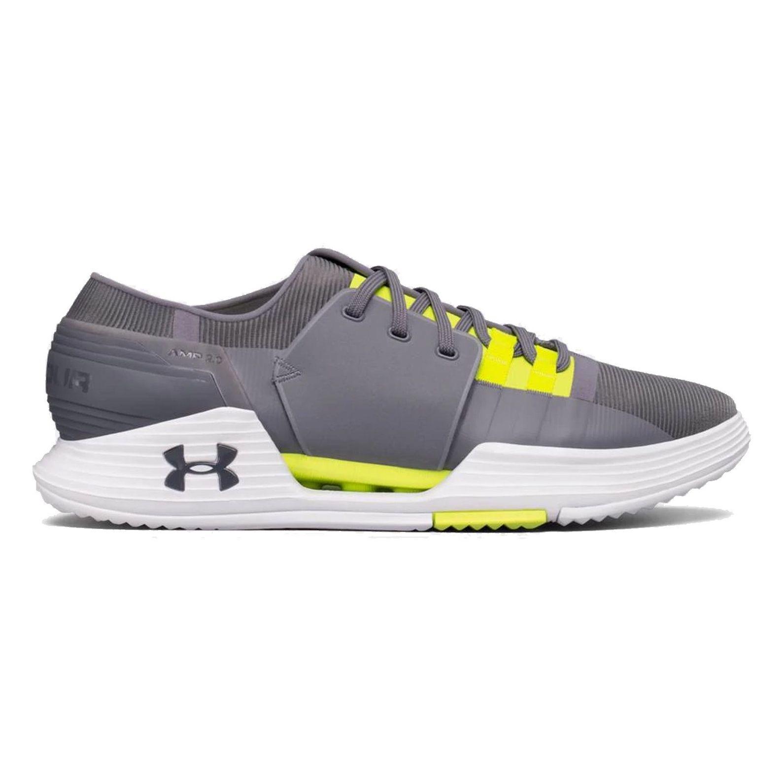 کفش تمرین بندی مردانه SpeedForm AMP 2 - آندر آرمور - طوسي - 1