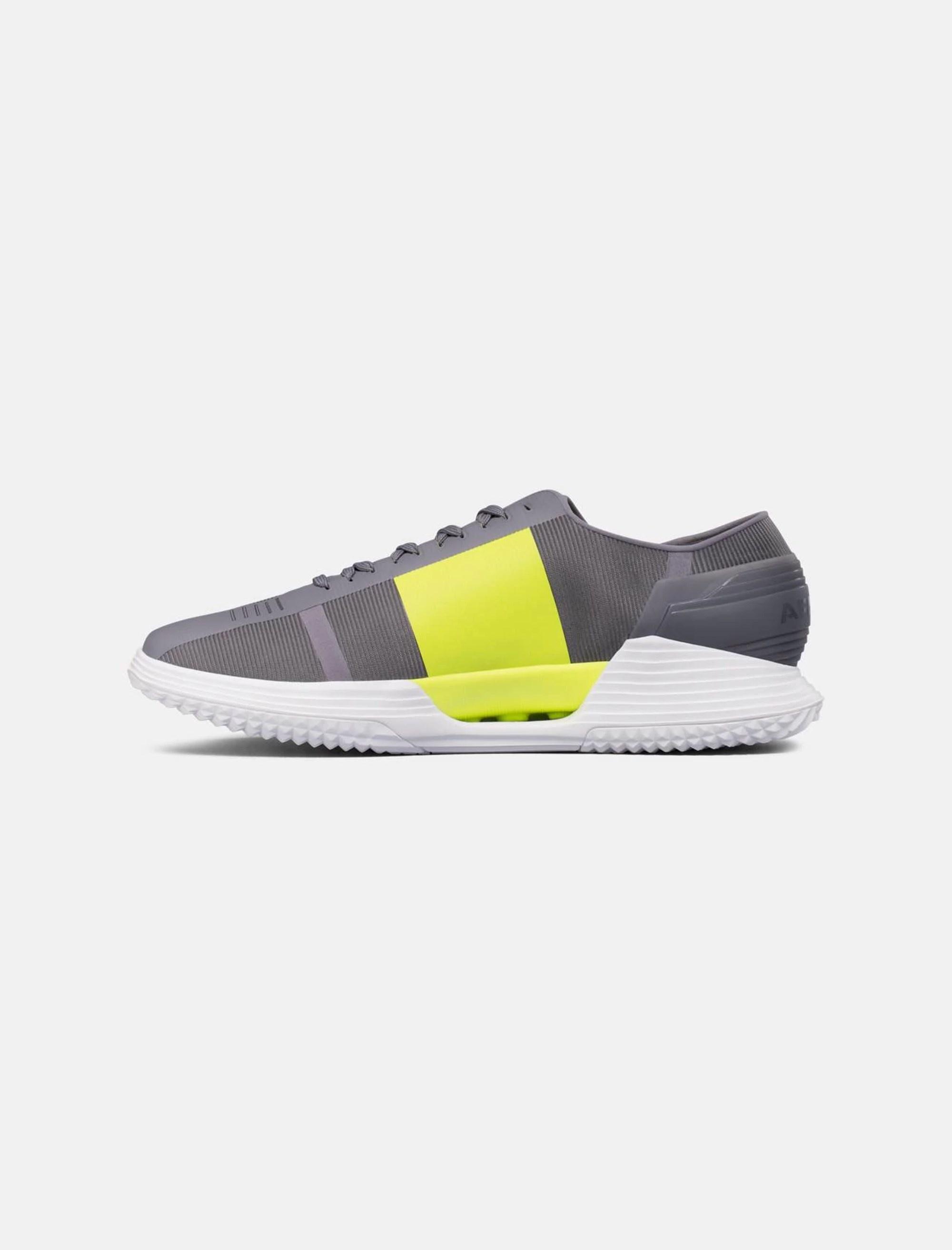 کفش تمرین بندی مردانه SpeedForm AMP 2 - آندر آرمور - طوسي - 2