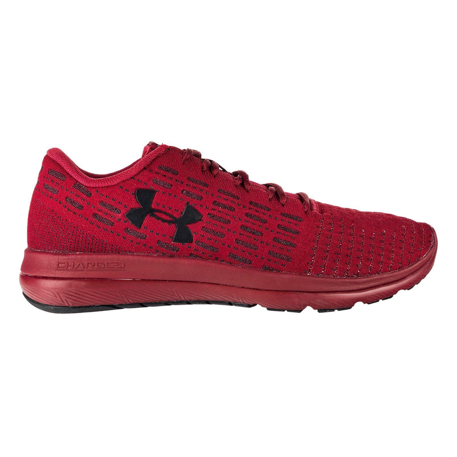 کفش دویدن بندی مردانه Threadborne Slingflex - آندر آرمور - زرشکی - 1