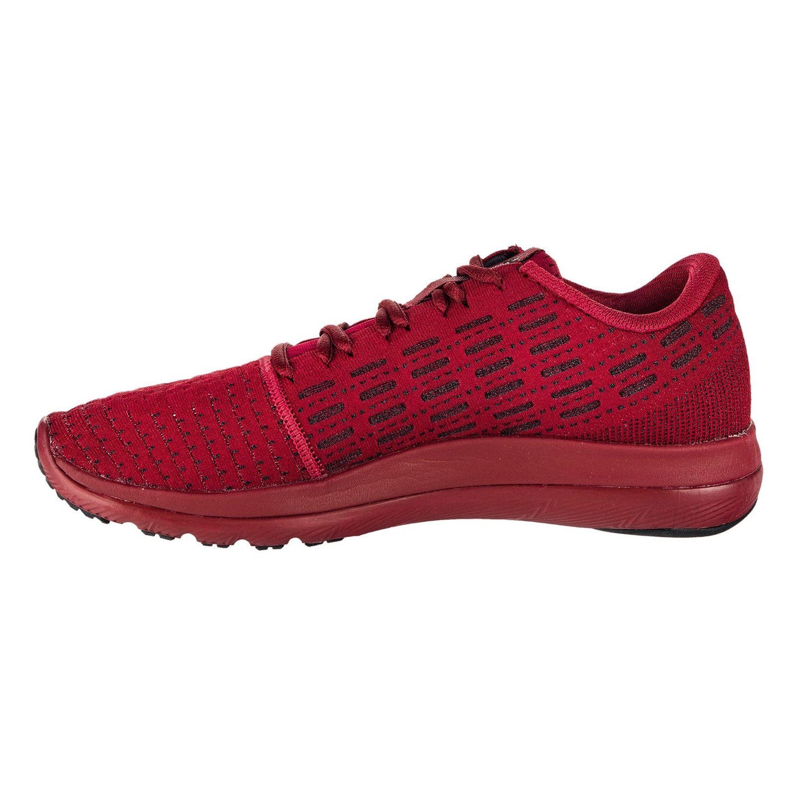 کفش دویدن بندی مردانه Threadborne Slingflex - آندر آرمور - زرشکی - 2