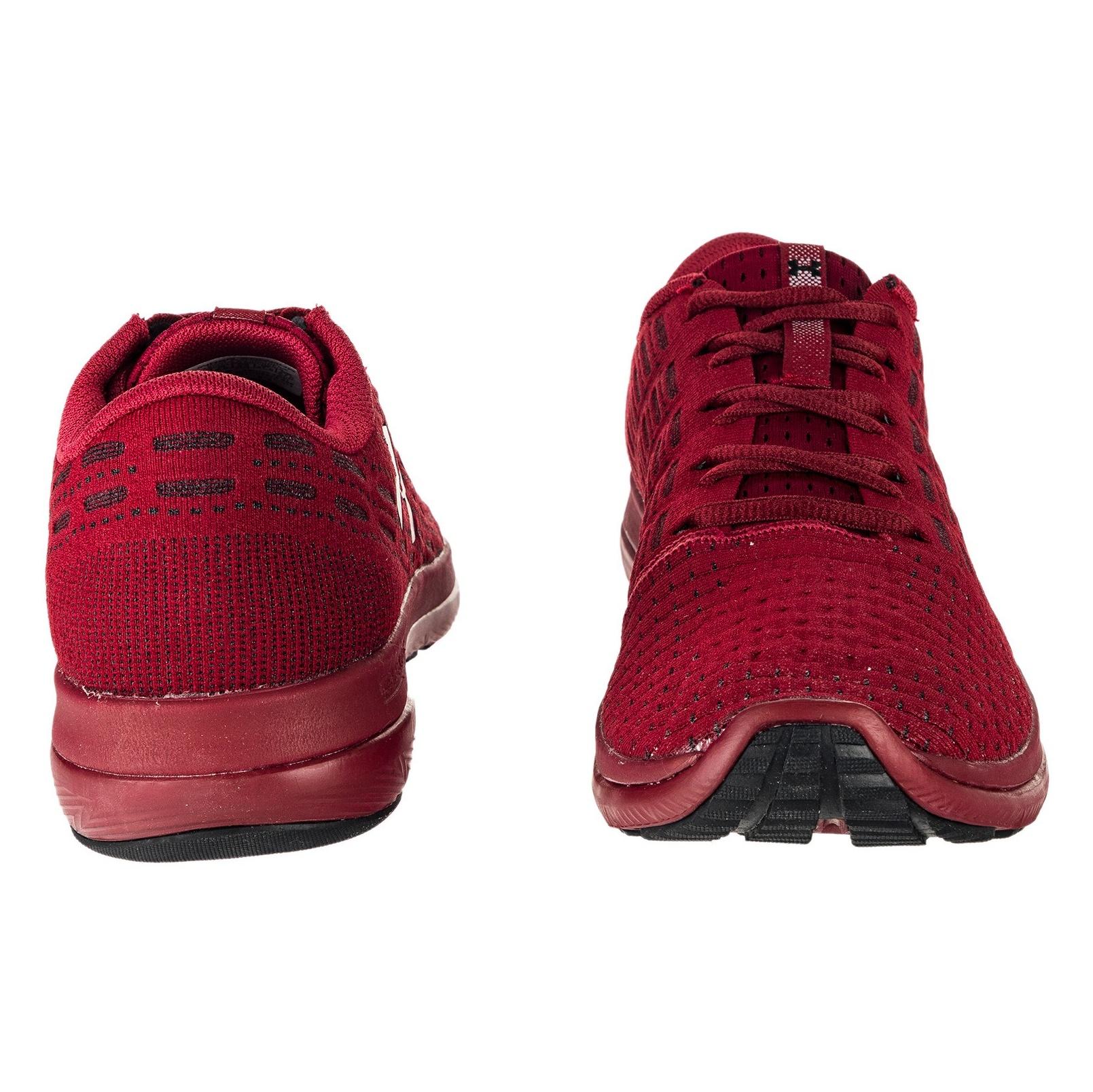 کفش دویدن بندی مردانه Threadborne Slingflex - آندر آرمور - زرشکی - 5