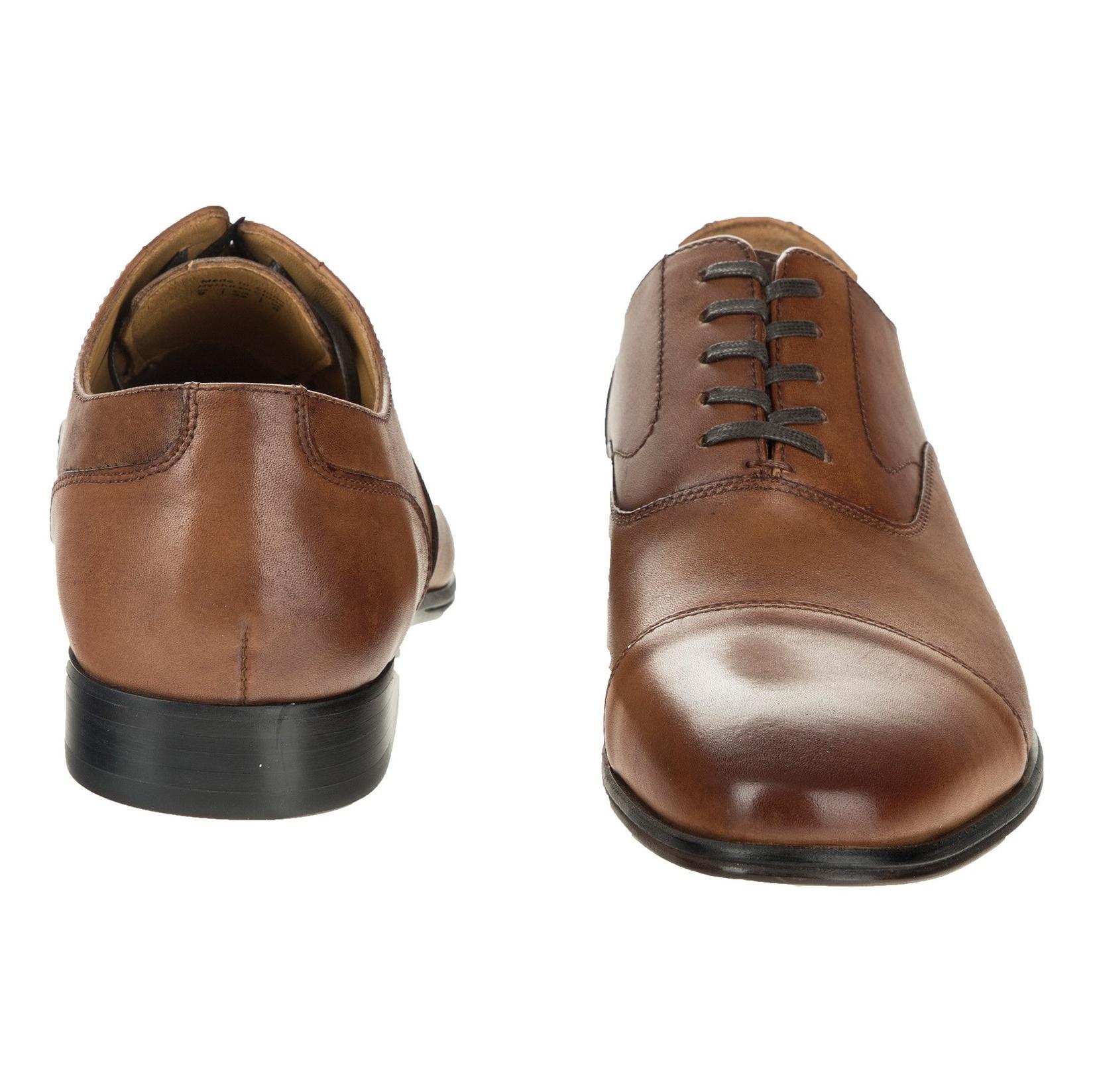 کفش رسمی چرم مردانه - آلدو - قهوه اي روشن - 4