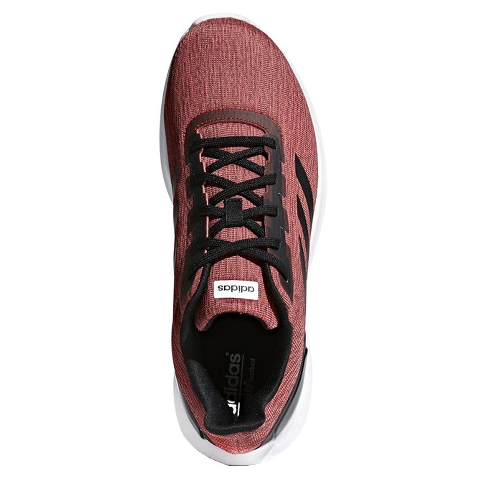 کفش مخصوص دویدن مردانه آدیداس مدل Cosmic 2 - زرشکی - 1