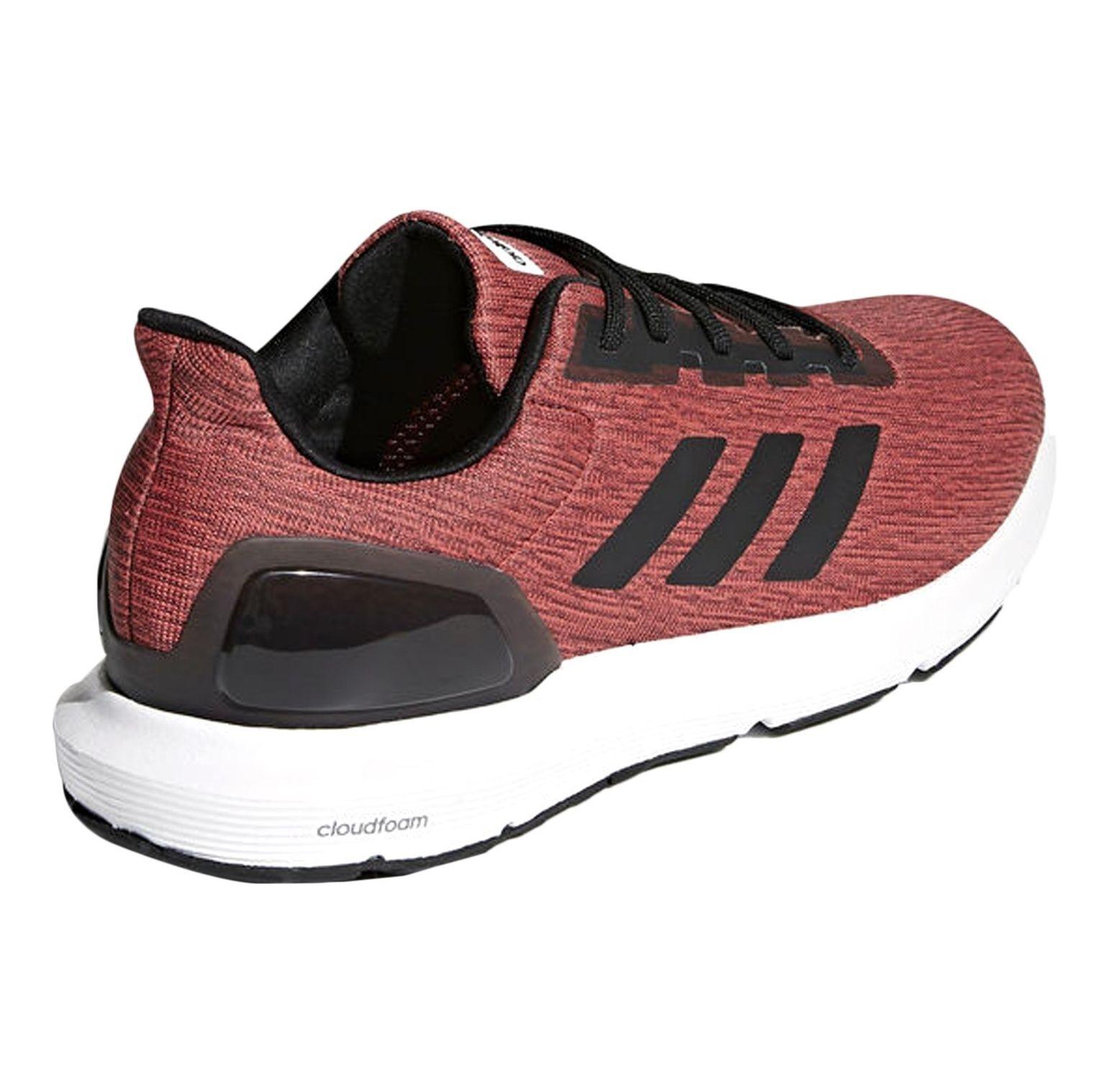 کفش مخصوص دویدن مردانه آدیداس مدل Cosmic 2 - زرشکی - 5