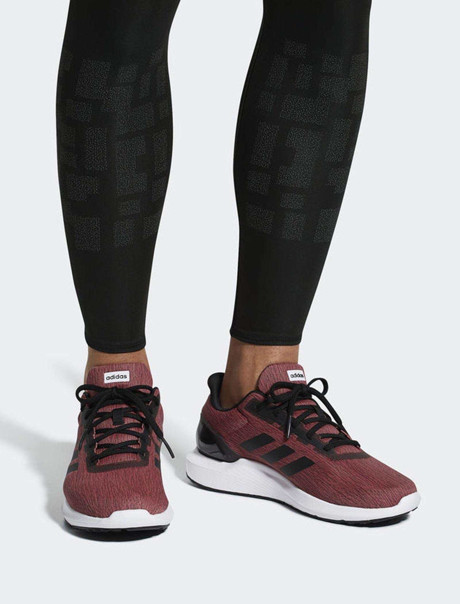 کفش مخصوص دویدن مردانه آدیداس مدل Cosmic 2 - زرشکی - 6