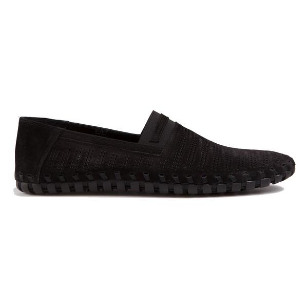 کفش چرم راحتی یکسره مردانه - بالدی