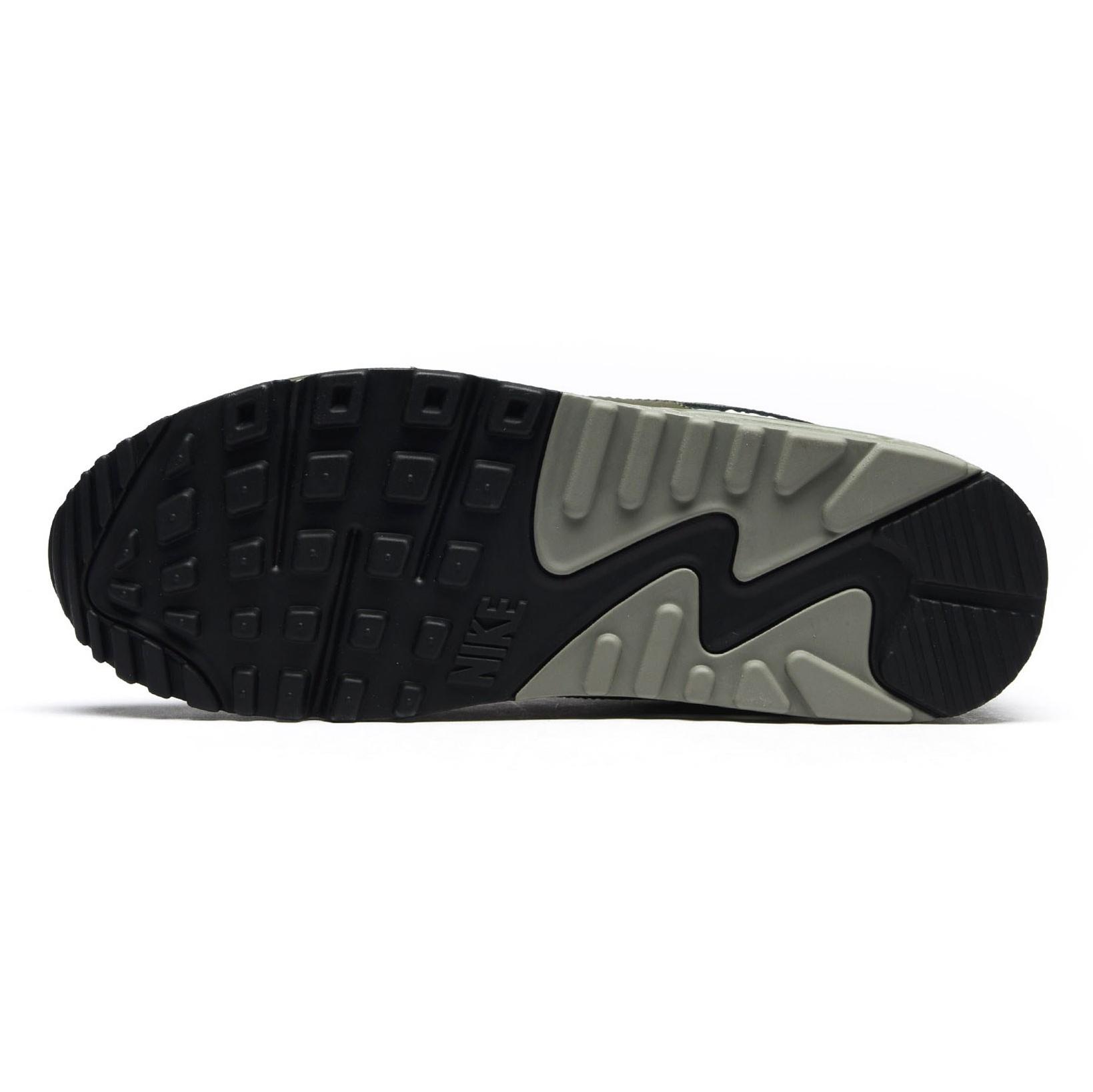 کفش ورزشی دویدن مردانه Air Max 90 Essential - نایکی - زيتوني تيره - 5