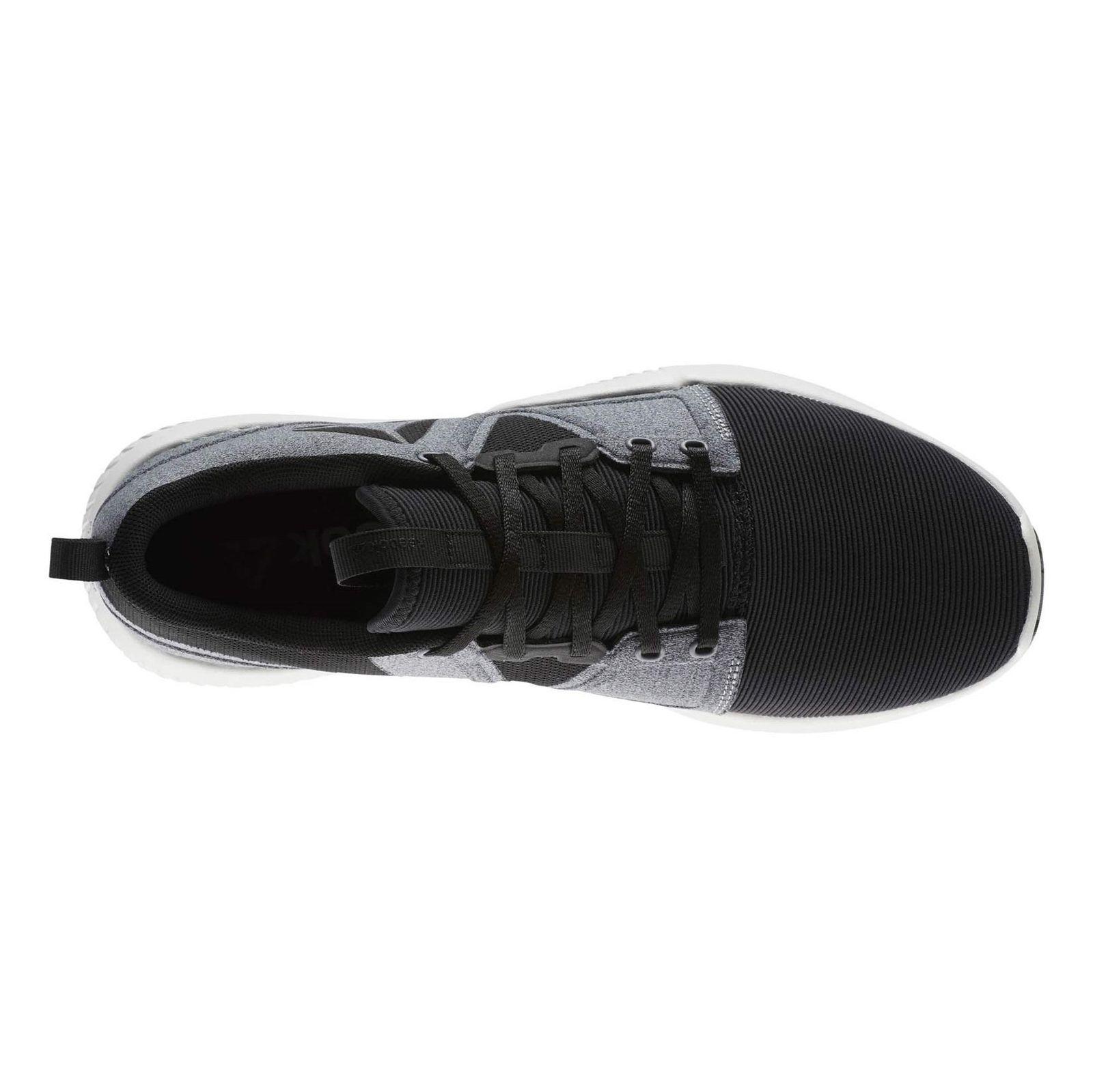 کفش تمرین بندی مردانه Hydrorush - ریباک - مشکي و طوسي - 2