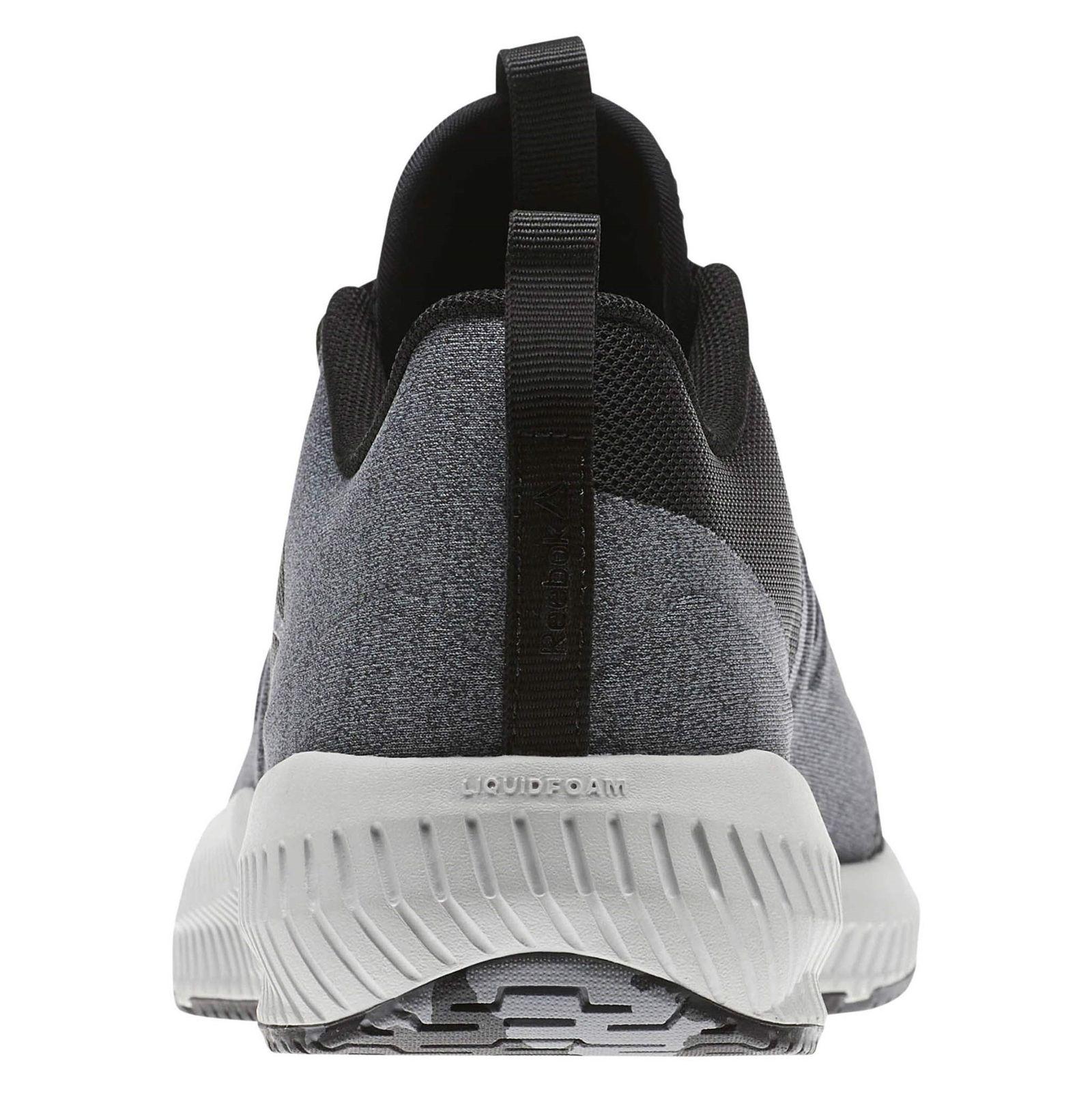 کفش تمرین بندی مردانه Hydrorush - ریباک - مشکي و طوسي - 4