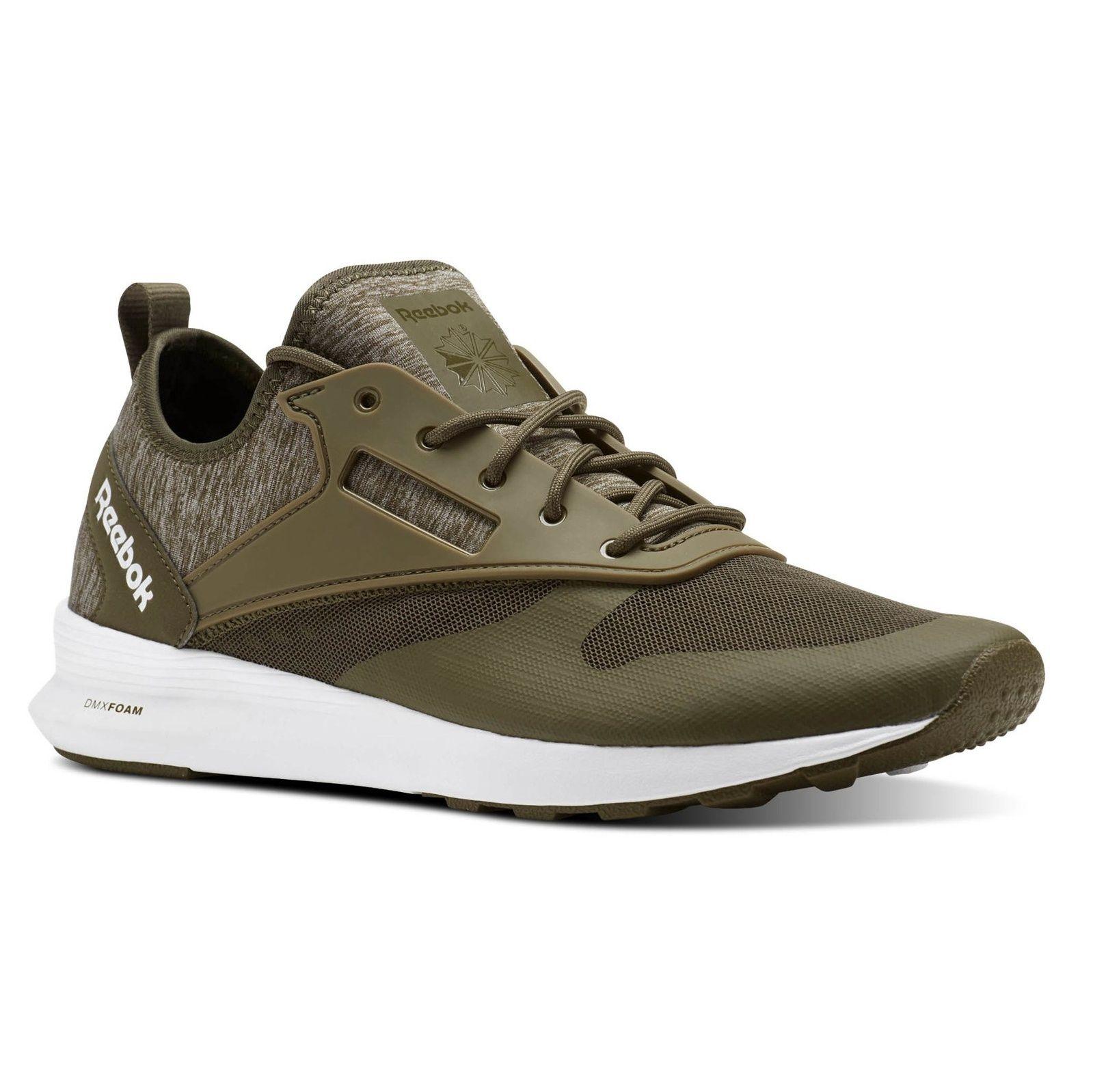 کفش پیاده روی بندی مردانه Zoku Runner NC - ریباک - یشمی - 5