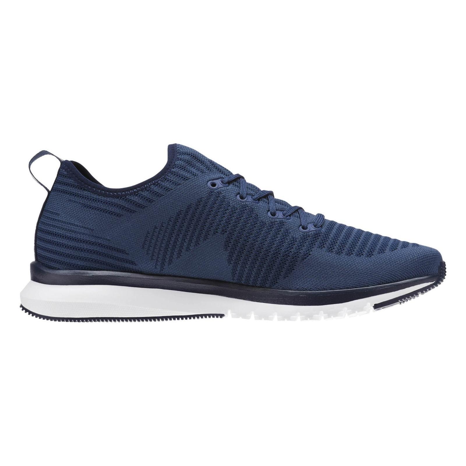 کفش مخصوص دویدن مردانه ریباک مدل Print Smooth 2.0 ULTK - آبي تيره  - 1