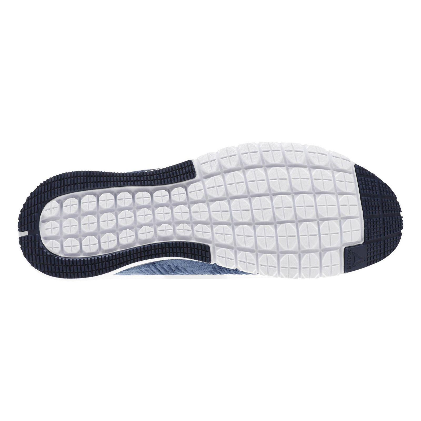 کفش مخصوص دویدن مردانه ریباک مدل Print Smooth 2.0 ULTK - آبي تيره  - 3
