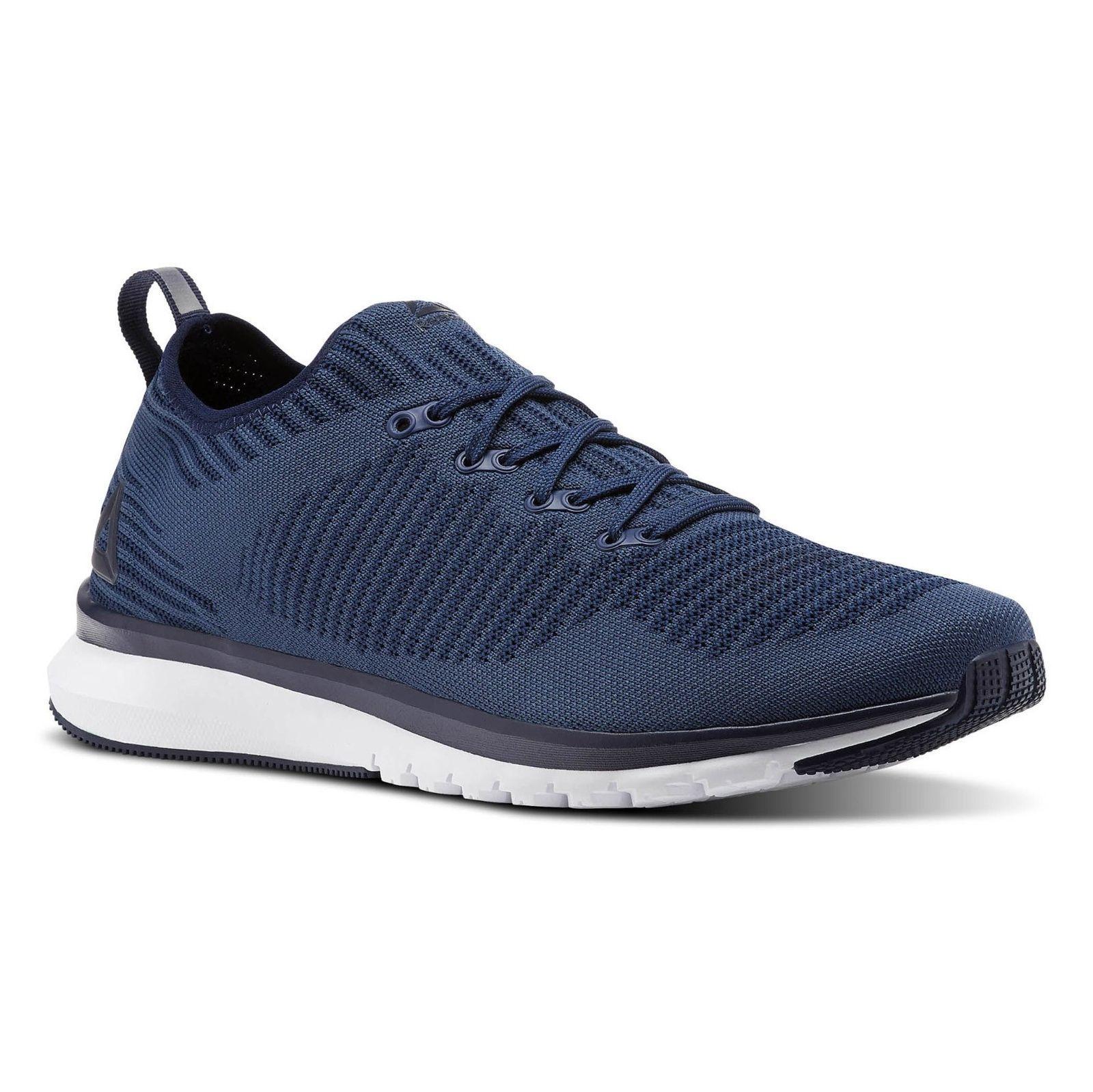 کفش مخصوص دویدن مردانه ریباک مدل Print Smooth 2.0 ULTK - آبي تيره  - 5