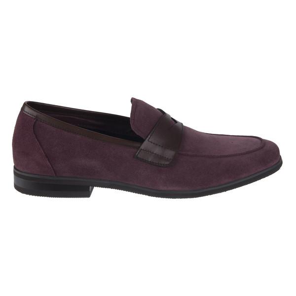 کفش چرم راحتی مردانه - بالدی